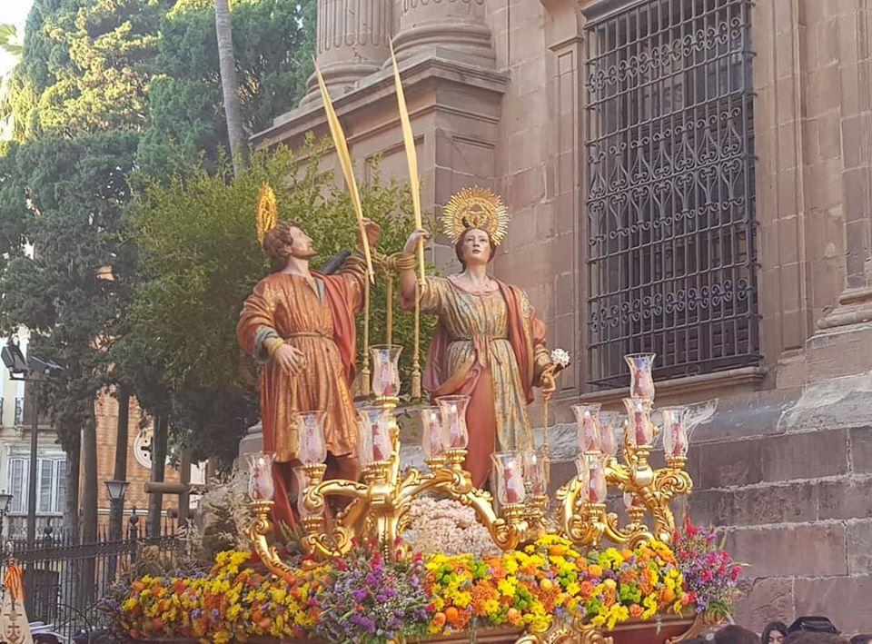 Patronos de Málaga